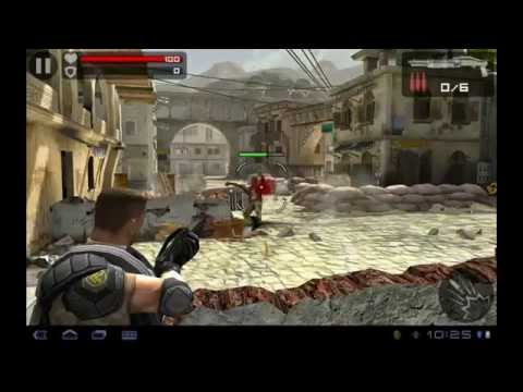 Top 10 Best First Person Shooting Android Games 2014 DOWNLOAD