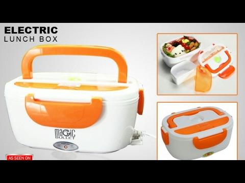 Electric Lunch Box || Multi Function Lunch Dabba || Electric food Warmer Tiffin Box