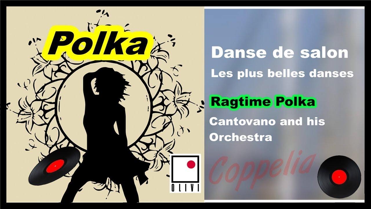 polka ballroom dancing danse de salon coppelia olivi youtube. Black Bedroom Furniture Sets. Home Design Ideas