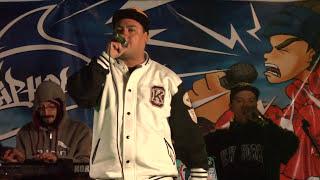 TIRO DE GRACIA - Nuevas Sensaciones - Caleta Hip - Hop / 2013 / San Antonio