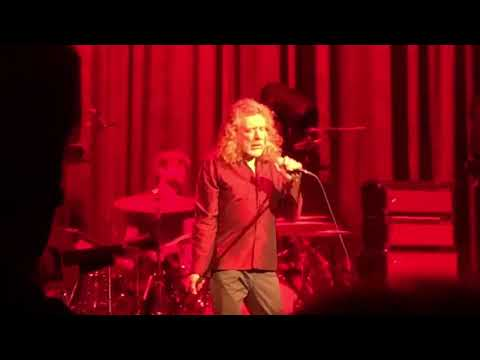 Robert Plant & the Sensational Space Shifters @ Massey Hall (Toronto) Feb 17/18