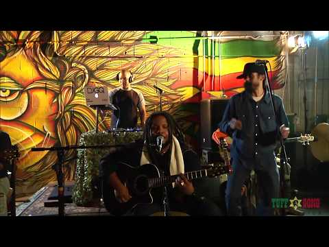 Stephen, Damian, Julian Marley  Traffic Jam Bob Marley's Soul Rebel 73rd Earthstrong Celebration
