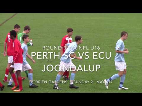 Round 9 Perth SC vs ECU