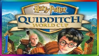 Harry Potter and the Quidditch World Cup - Walkthrough - Part 1