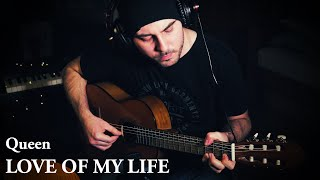 Andrej Urminský | LOVE OF MY LIFE (by Queen) | fingerstyle