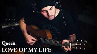 Andrej Urminský   LOVE OF MY LIFE (by Queen)   fingerstyle