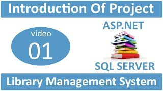 introduction of asp.net library management system