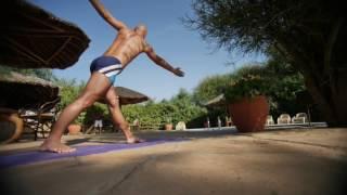 Хатха йога - утренний комплекс