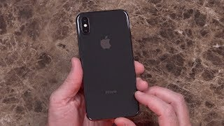 iPhone X 256Gb Space Gray Unboxing and First Impressions