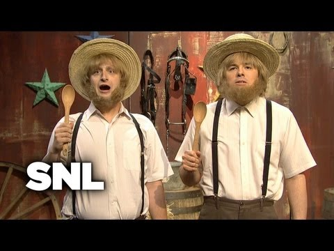 Wooden Spoons - Saturday Night Live