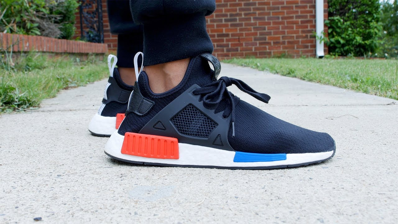 20fbbd3d1995a ADIDAS NMD XR1 OG REVIEW   ON FEET! - YouTube
