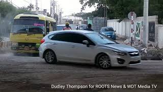 WDT Media TV Hagley Park Road  Improvement Project NWA to investigate the case of the injured worker