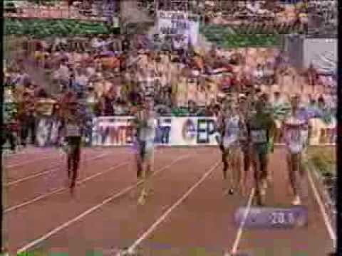 1999 World Championships Men's 800m All 3 Rounds