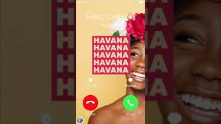Havana Ringtone Camila Cabello feat Young Thug Marimba Cover Ringtone iPhoneAndroid Download
