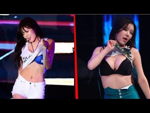 Terlalu Vulgar !!! 10 VIDEO KLIP GIRL BAND KOREA INI DILARANG TAYANG  DI TV KOREA & DICEKAL