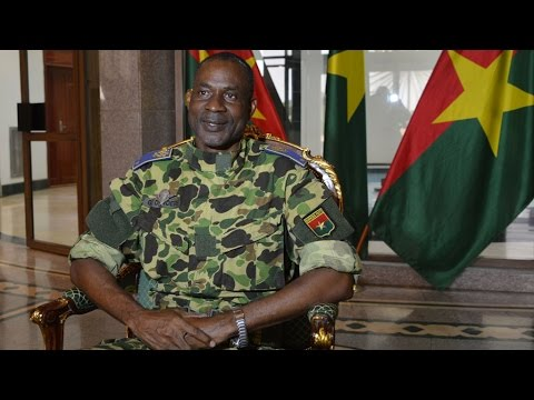 """BURKINA FASO - Le chef putschiste Gilbert Diendéré veut """"faire partir"""" l'armée de Ouagadougou"""