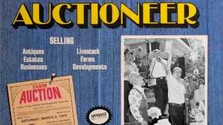 col paul g kelly learn to be an auctioneer
