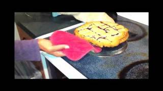 Homemade Christmas Cobbler - Quick Easy Delicious