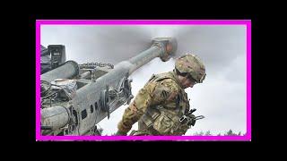 Артиллерия НАТО начала бомбить Донбасс | TVRu