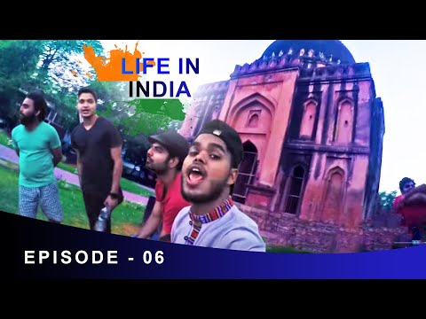 THE SATURDAY BOOZE (Noida, Delhi, Gurgaon) | LIFE IN INDIA | EPISODE 6 | Anil Mahato