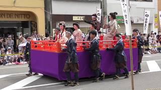 会津まつりの会津藩公行列2016年