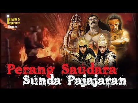 Perang Saudara Sunda Pajajaran - Demak-Cirebon-Banten | Perang Agama?