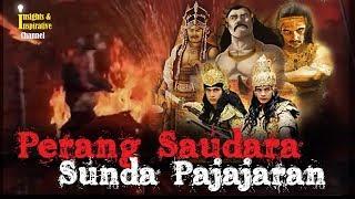 Perang Saudara Sunda Pajajaran - Demak-Cirebon-Banten   Perang Agama?