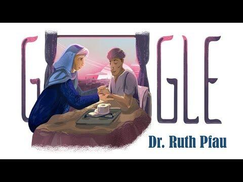 Dr. Ruth Pfau Google Doodle