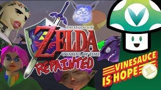 [Vinesauce] Vinny - Zelda: Ocarina of Time Repainted