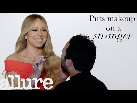 Mariah Carey Tries 9 Things She's Never...