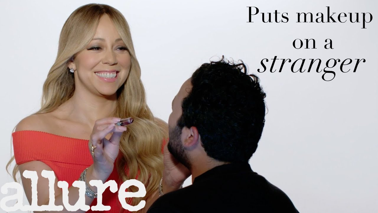 Mariah Carey Tries 9 Things She's Never Done Before | Allure