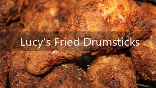 Chicken - How to Make Fried Chicken Drumsticks Recipe [Episode 088]