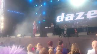 Daze - Call Girl Live @ Jysäri 2016