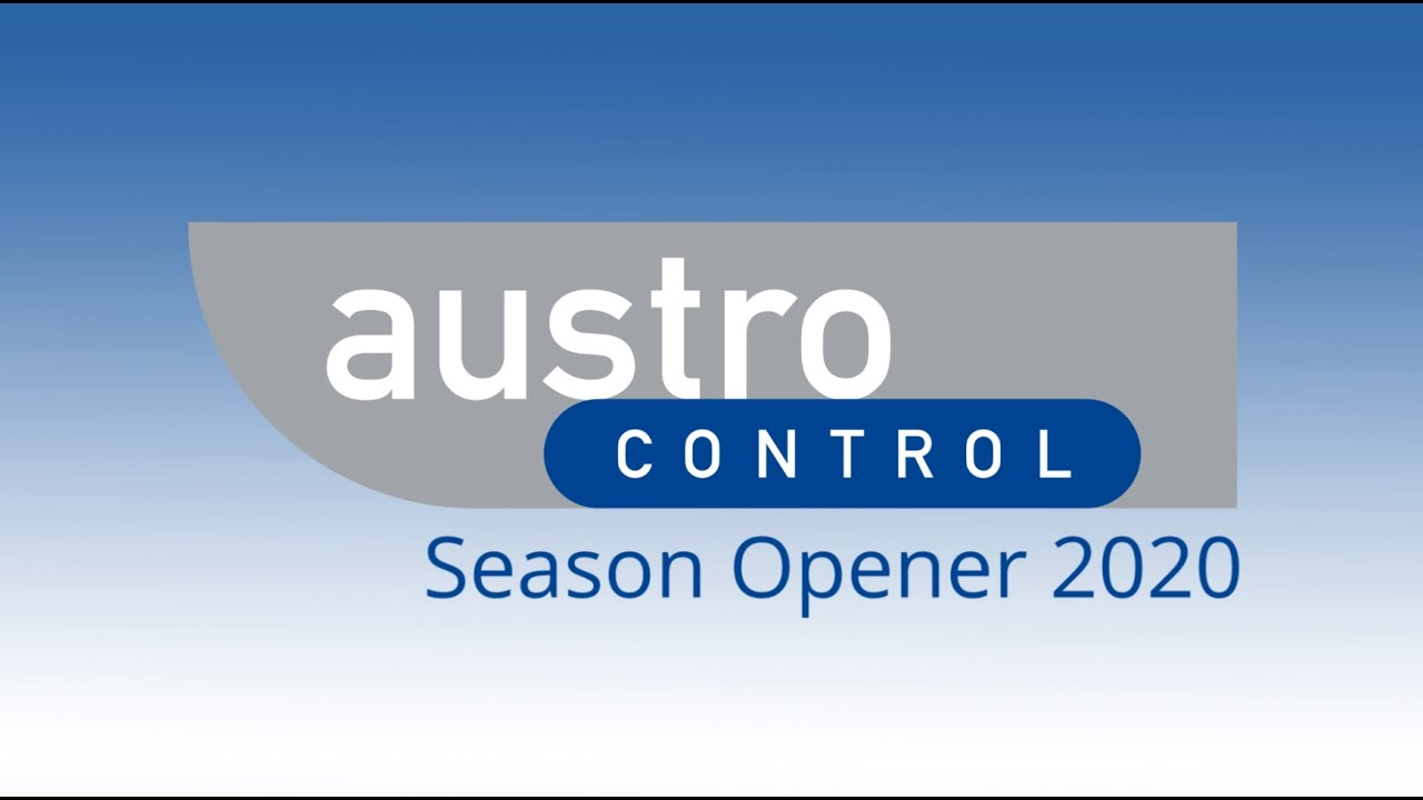 Austro Control Season Opener 2020 - YouTube