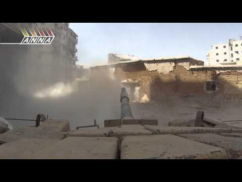 Сирия. Движение конвоев