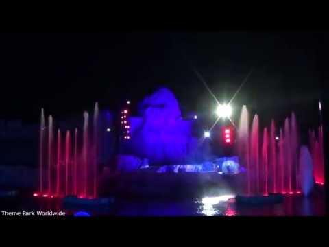 Fantasmic! Complete Show - Hollywood Studios Walt Disney World