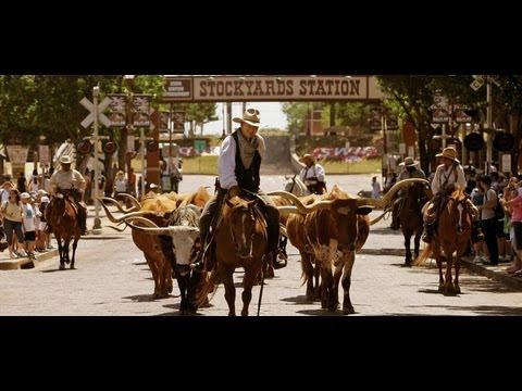 Fort Worth STOCKYARD-TEXAS
