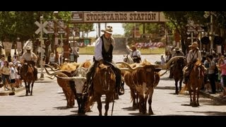 Fort Worth STOCKYARD-TEXAS