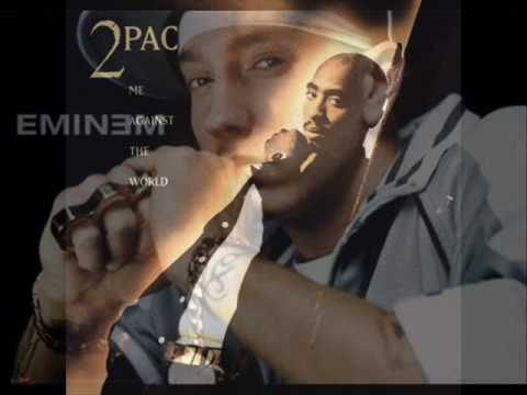 Eminem ft 2pac, Drop The Bomb On Em