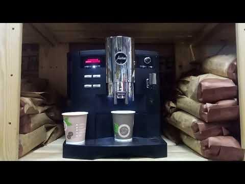 Как почистить кофемашину юра