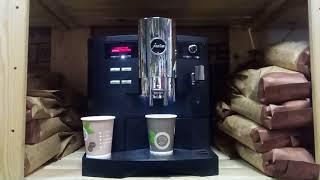 Как почистить кофемашину Jura от кофейных масел самостоятельно(, 2017-12-06T14:58:06.000Z)