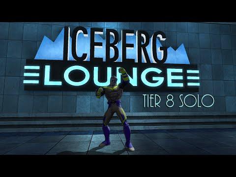 DCUO - Tier 8 Solo - Iceberg Lounge - Vs. The Penguin! (Villain - Quantum DPS)