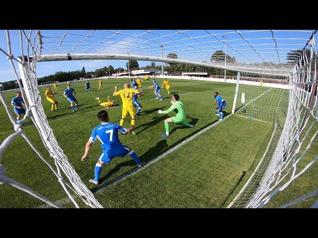 Bristol Manor Farm 0-0 Larkhall Athletic (26/08/2019)