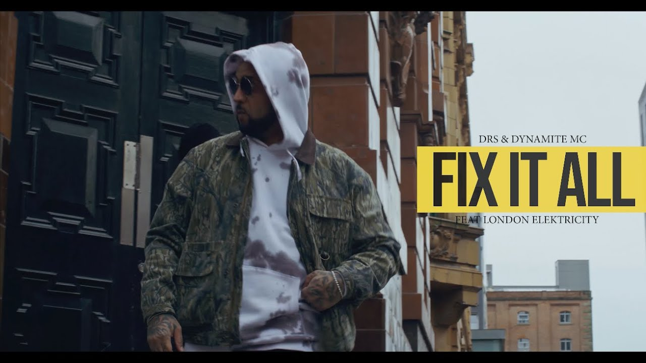 Download DRS & Dynamite - Fix It All (feat. London Elektricity) [Official Video]