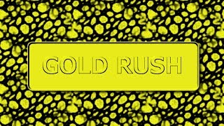 Gold Rush Show Title drawn using GIMP