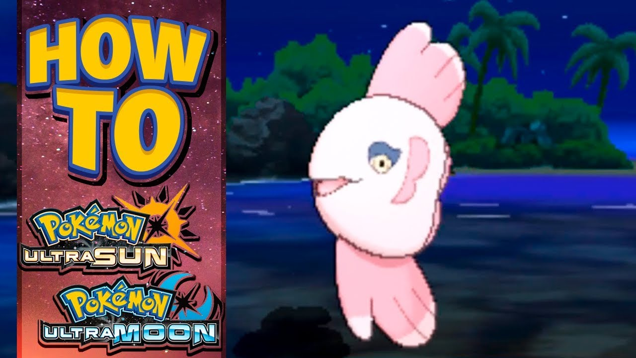 how to catch alomomola sun and moon
