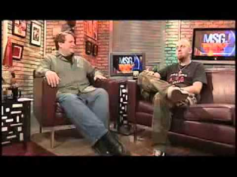 Shavo Odadjian - Interview On MSG 2007