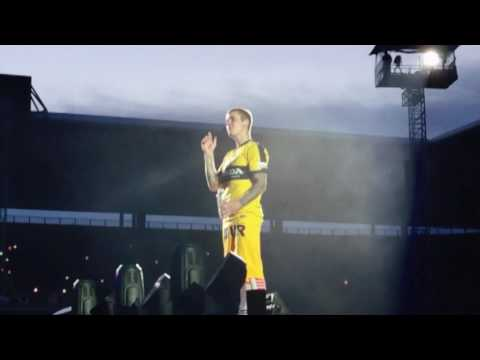 Justin Bieber - Life is worth living (live @ Bern, Switzerland)