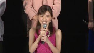 女優の真野恵里菜が5月1日、都内で行われた映画『THE NEXT GENERATION ...