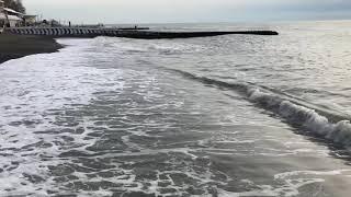 08.01.2019 Погода в Сочи в январе. Смотри на Чёрное море каждый день.